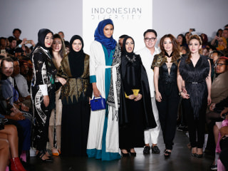 Six Designers Make U.S. Debut at New York Fashion Week's 'Indonesian Diversity'