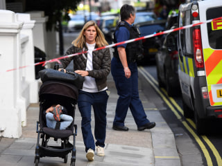 Nannies, Parents Race to Find Kids After London Subway Attack