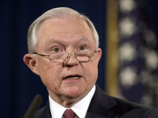 Sessions Visits a Sanctuary City, Tells It to Stop