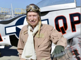 Mitchell Flint, American Aviator Who Helped Form Israeli Air Force, Dies at 94