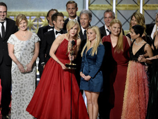 'Big Little Lies' Flexes Femme Muscle With Eight Emmy Wins