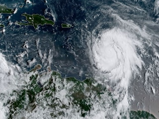 Category 4 Hurricane Maria Takes Aim at Puerto Rico, Virgin Islands
