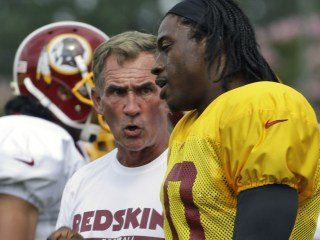 Former NFL Star Reveals Why RGIII Isn't Playing Anymore