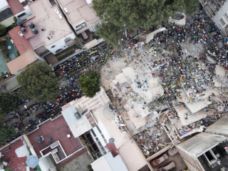 Outdated Construction Methods Caused Most Building Collapses in Mexico Earthquake, Engineers Say