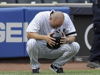 Child Hit by Foul Ball, Carried Out of Yankee Stadium