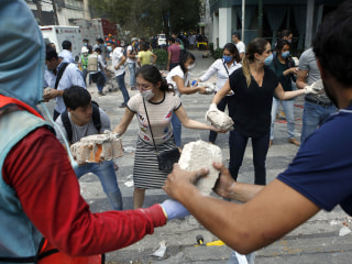 Mexico Earthquake Scares Californians, but Are They Prepared?