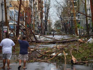 Hurricane Maria Leaves Puerto Rico Facing Months Without Power