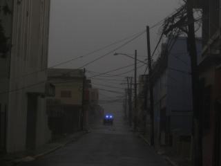 Hurricane Maria Lashes Puerto Rico, Storm-Battered Caribbean