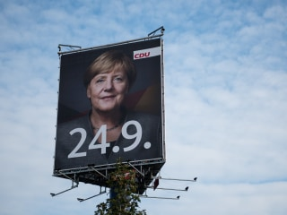 Angela Merkel: How Germans See the World's Most Powerful Woman
