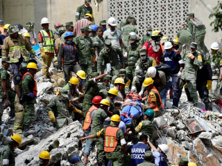 Mexico Earthquake: How to Help Victims and Recovery Efforts