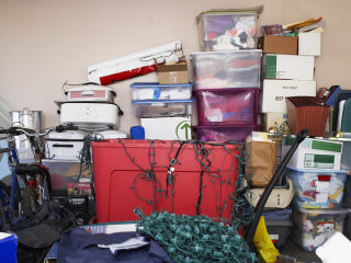 Why You Have Such a Hard Time Getting Rid of Your Stuff