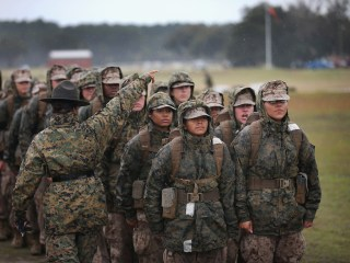 Marine Corps Set to Have Its First Female Infantry Officer