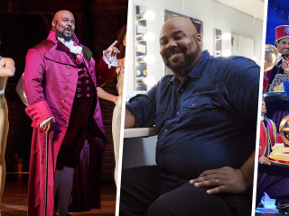 Inside the Dressing Room (and Mind) of 'Hamilton's' James Monroe Iglehart
