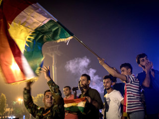 Iraqi Kurdistan Is Holding an Independence Referendum