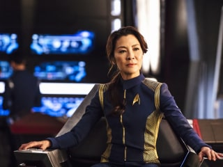 From Bond Girl to 'Star Trek' Captain, Michelle Yeoh Wants to Keep Surprising You