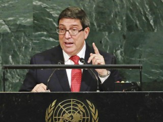 Cuba Tells U.N. It's Not Behind Sonic Incidents, Blasts Trump