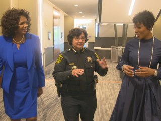 Dallas Has Three Minority Women in Top Law Enforcement Jobs