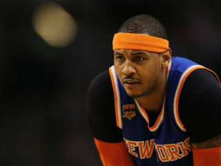 Report: Carmelo Traded From Knicks in Blockbuster Move to OKC