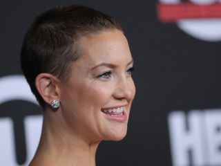 Kate Hudson reveals what really made her 'panic' when she shaved her head