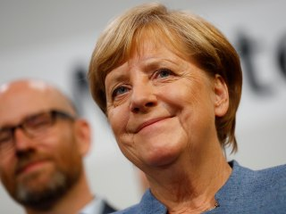 Merkel Wins Fourth Term as Far-Right Returns to German Parliament