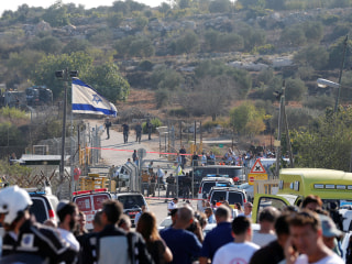 Three Israelis Shot Dead by Palestinian at West Bank Settlement