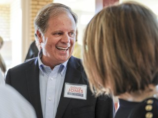 Doug Jones quotes Ivanka Trump slamming Roy Moore in new ad