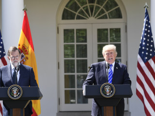 Trump: U.S. 'Totally Prepared' for 'Devastating' Action Against N. Korea