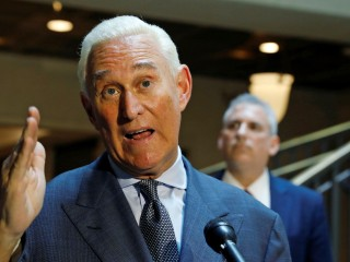 Roger Stone says he forgot meeting with Russian who offered Clinton dirt