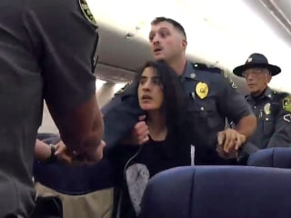Southwest Airlines Apologizes After Video Shows Woman Being Dragged off Plane