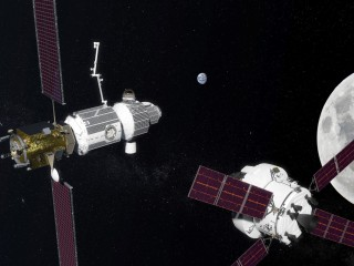 Russia Will Work With U.S. on Manned Lunar Spaceport