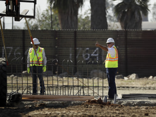 Here Are the Makings of Trump's Border Wall