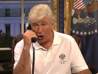 Alec Baldwin Returns as Trump as 'SNL' Kicks Off 43rd Season