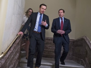 Sen. Murphy Tells Congress to 'Get Off Its Ass' on Gun Control