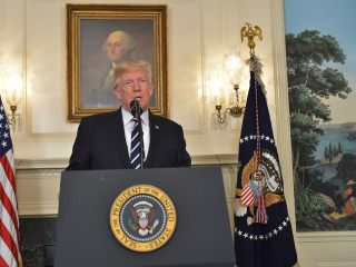 Trump Calls Las Vegas Shooting 'Act of Pure Evil'