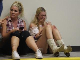 Las Vegas Shooting: Photos Capture Chaos of Concert Massacre