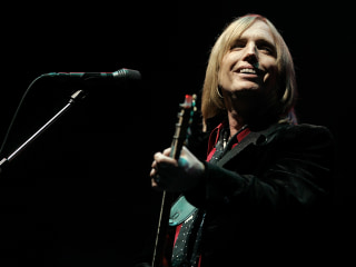 Rocker Tom Petty's Career in Photos