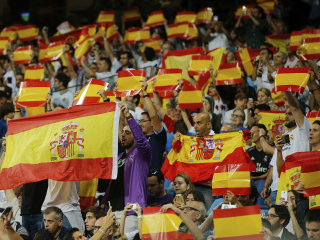 How Spain's Crisis over Catalonian Independence Plays Out on the Soccer Field