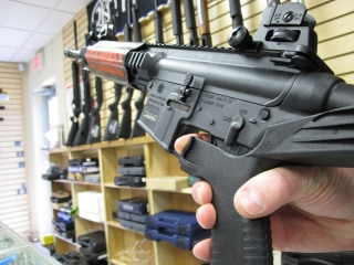 The law may stop Trump from ordering 'bump stocks' out of business