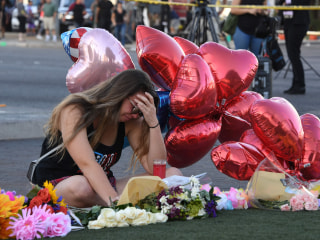 Nation Mourns Las Vegas Shooting Victims