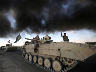 War on ISIS: U.S.-Backed Iraqi Forces Liberate Hawija