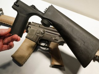 ATF Unlikely to Crack Down on Rapid-Fire Bump Stocks
