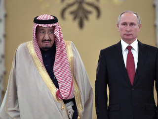 Saudi King's Visit to Russia Marks Shift in Relations on Syria, Oil Prices