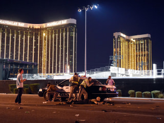 Sheriff Insists 'No Conspiracy' as Las Vegas Shooting Timeline Changes Again