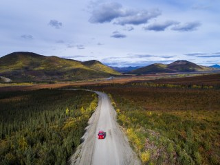 Disconnect From Reality — and Modern Conveniences — on Alaska's Dalton Highway