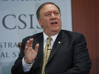CIA Director Wrongly Says U.S. Found Russia Didn't Affect Election Result