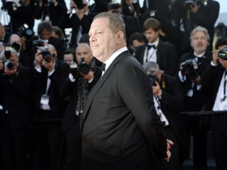 Harvey Weinstein Resigns From His Company Following Scandal, Source Says