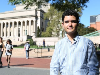 Columbia Student and DACA Recipient Says 'We Have to Get Our Voices Out'