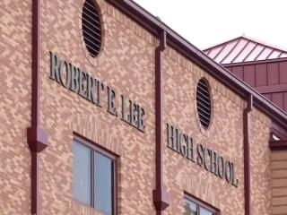Texas Officials Rename Robert E. Lee High School as ... L.E.E. HS