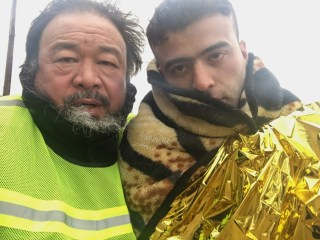 To Learn More About the Refugee Crisis, Ai Weiwei Turned to a New Medium: Film