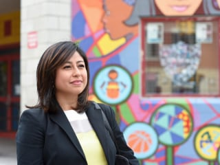 Immigrant advocate Cristina Jiménez Hopes Genius Award Inspires Others to Take Stand